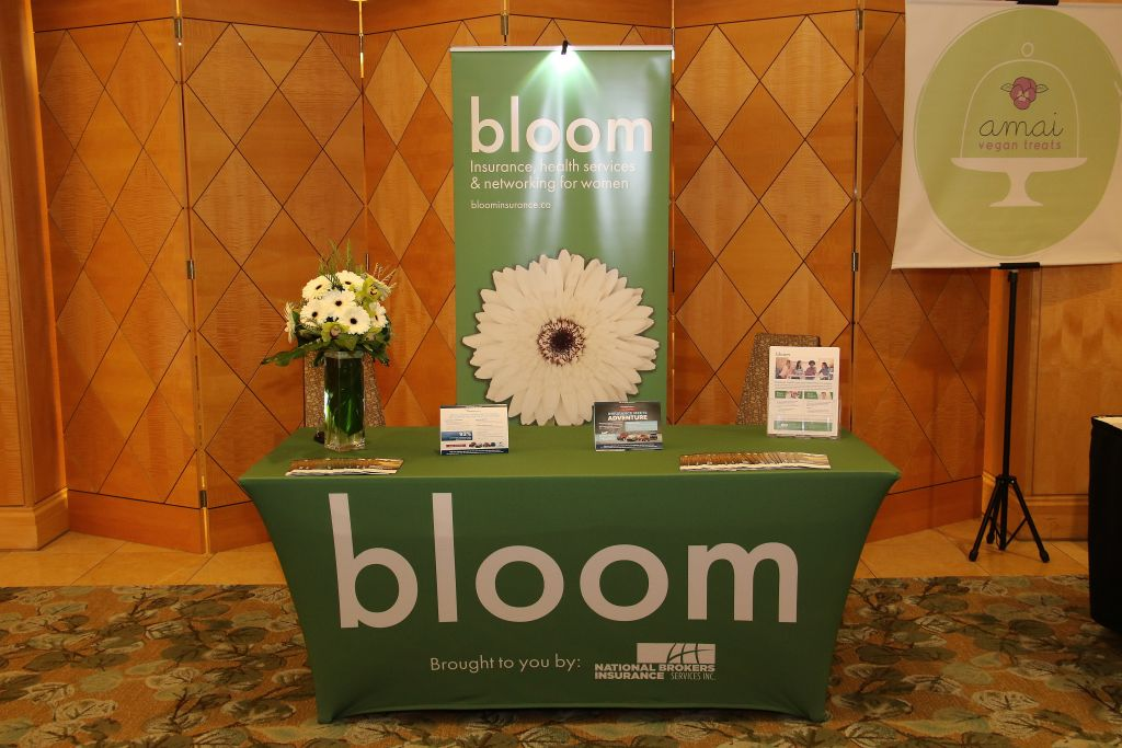 Bloom Insurance health services and networking for women| Inspire Innovate Influence Conference 2017 | Bank of Montreal BMO 200 | Vancouver Langley Surrey 2019 | Barbara Mowat EXCELerate 2020 | GroYourBiz