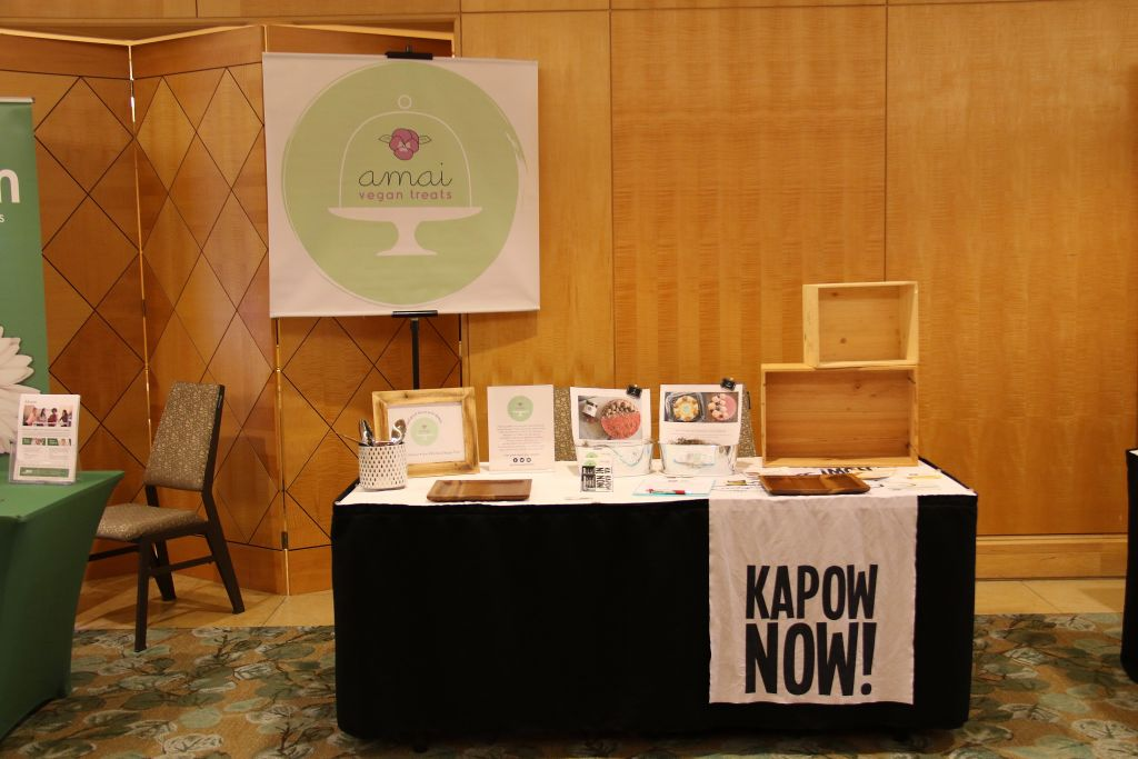 Amai vegan treats kapow now! | Inspire Innovate Influence Conference 2017 | Bank of Montreal BMO 200 | Vancouver Langley Surrey 2019 | Barbara Mowat EXCELerate 2020 | GroYourBiz