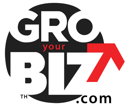 GYB Grow Your Business GroYourBiz Logo | Inspire Innovate Influence Conference 2017 | Bank of Montreal BMO 200 | Vancouver Langley Surrey 2019 | Barbara Mowat EXCELerate 2020 | GroYourBiz