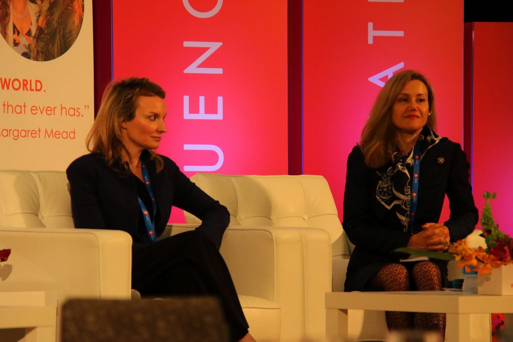 Amanda Ellis Economist National Trade and Alyse Nelson Vital Voices Conference Presentation | Inspire Innovate Influence Conference 2017 | Bank of Montreal BMO 200 | Vancouver Langley Surrey 2019 | Barbara Mowat EXCELerate 2020 | GroYourBiz