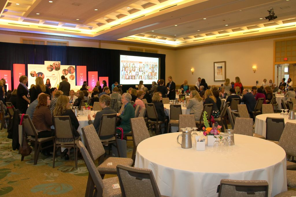 Audience | Inspire Innovate Influence Conference 2017 | Bank of Montreal BMO 200 | Vancouver Langley Surrey 2019 | Barbara Mowat EXCELerate 2020