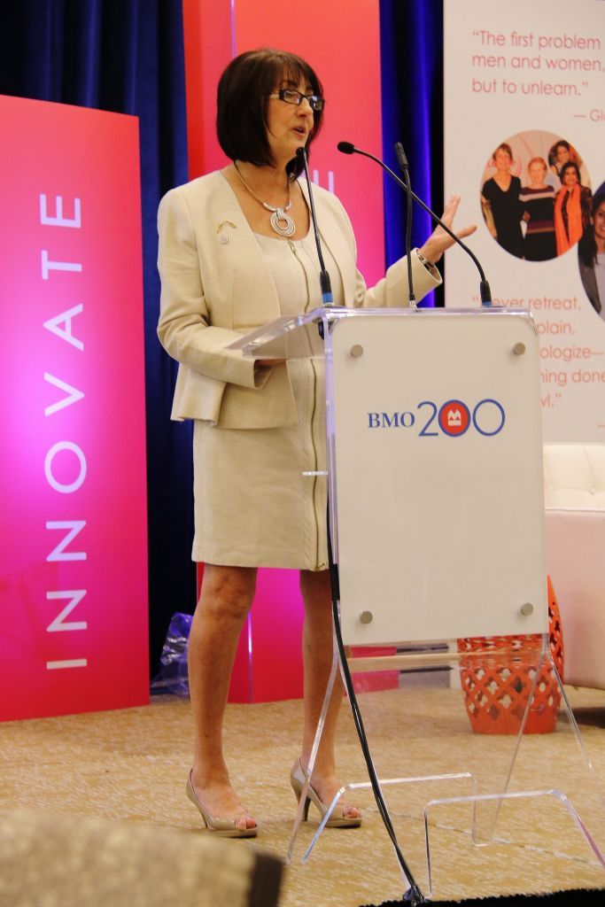 Presentation | Inspire Innovate Influence Conference 2017 | Bank of Montreal BMO 200 | Vancouver Langley Surrey 2019 | Barbara Mowat EXCELerate 2020