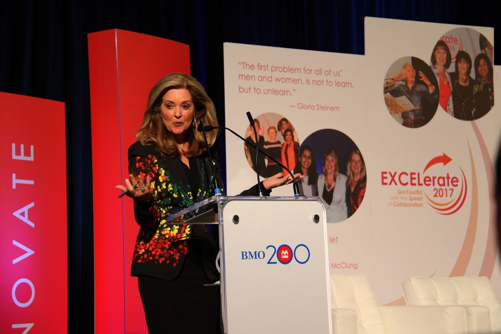 Pamela Martin Presentation | Inspire Innovate Influence Conference 2017 | Bank of Montreal BMO 200 | Vancouver Langley Surrey 2019 | Barbara Mowat EXCELerate 2020