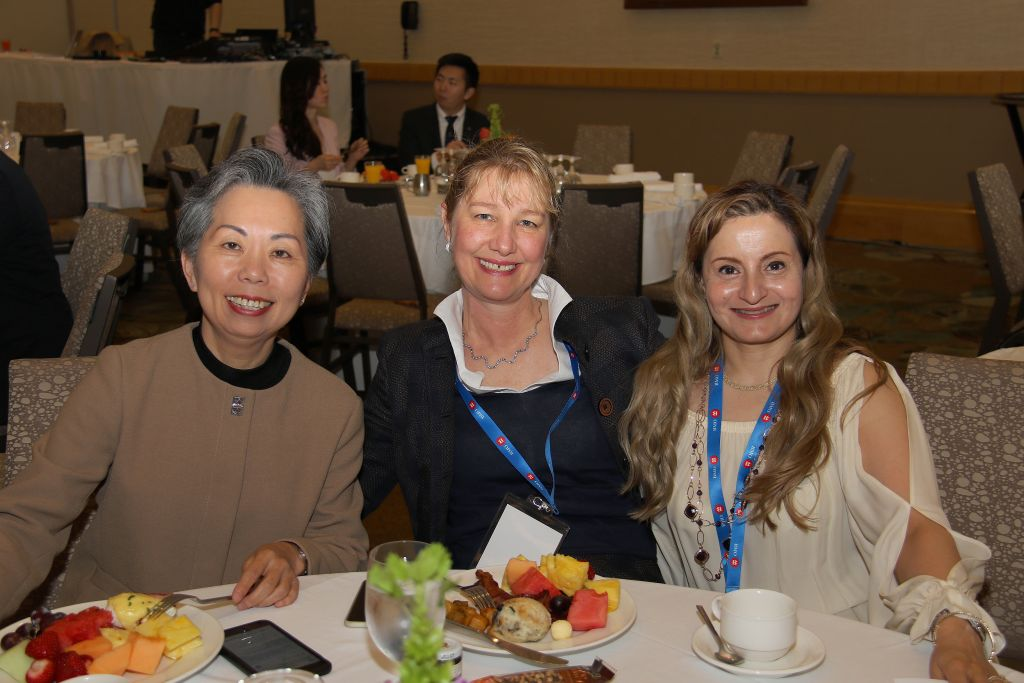 Eva Sun, CEO & President of The Rice People Networking Socializing | Inspire Innovate Influence Conference 2017 | Bank of Montreal BMO 200 | Vancouver Langley Surrey 2019 | Barbara Mowat EXCELerate 2020 | GroYourBiz