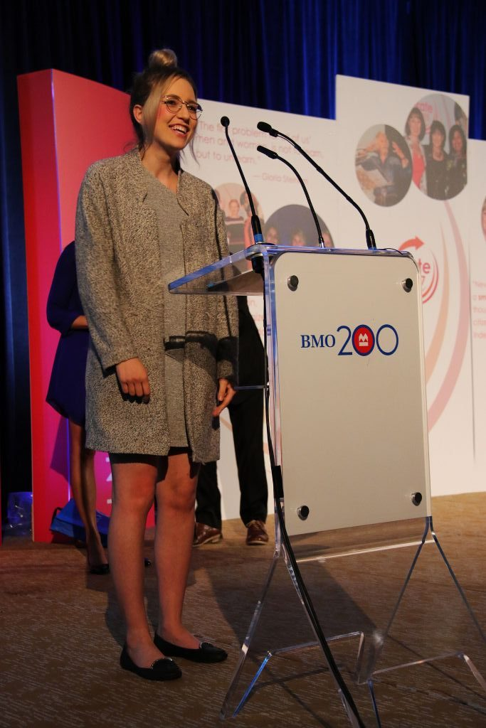 Networking Women Entrepreneur | Bank of Montreal BMO 200 | Vancouver Langley Surrey 2019 | Barbara Mowat EXCELerate 2020