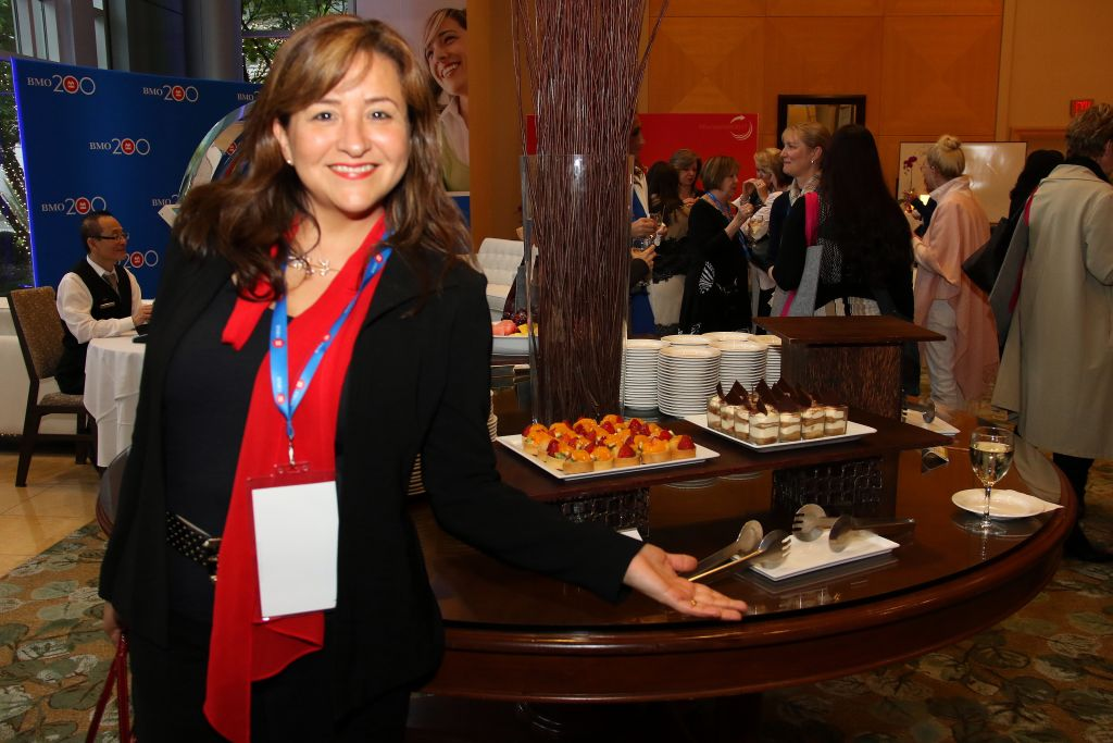 Catering Buffet Food | Inspire Innovate Influence Conference 2017 | Bank of Montreal BMO 200 | Vancouver Langley Surrey 2019 | Barbara Mowat EXCELerate 2020 | GroYourBiz