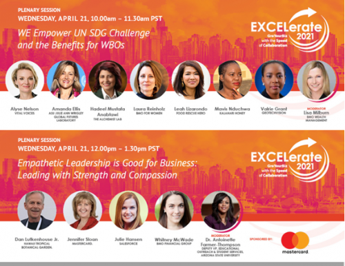April 21st at EXCELerate 2021
