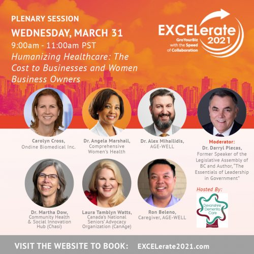 EXCELerate 2021 Humanizing Healthcare
