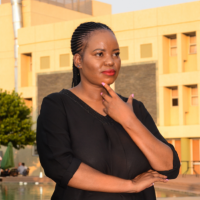 Mavis Nduchwa Kalahari Honey Botswana