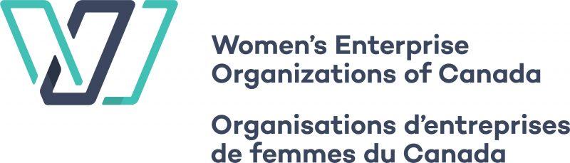 Women's Enterprise Organizations of Canada (WEOC) Logo