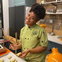 Chef Olivia Dennis Cookology